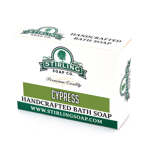 Cypress - Bath Soap