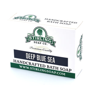 Deep Blue Sea - Bath Soap SECONDS