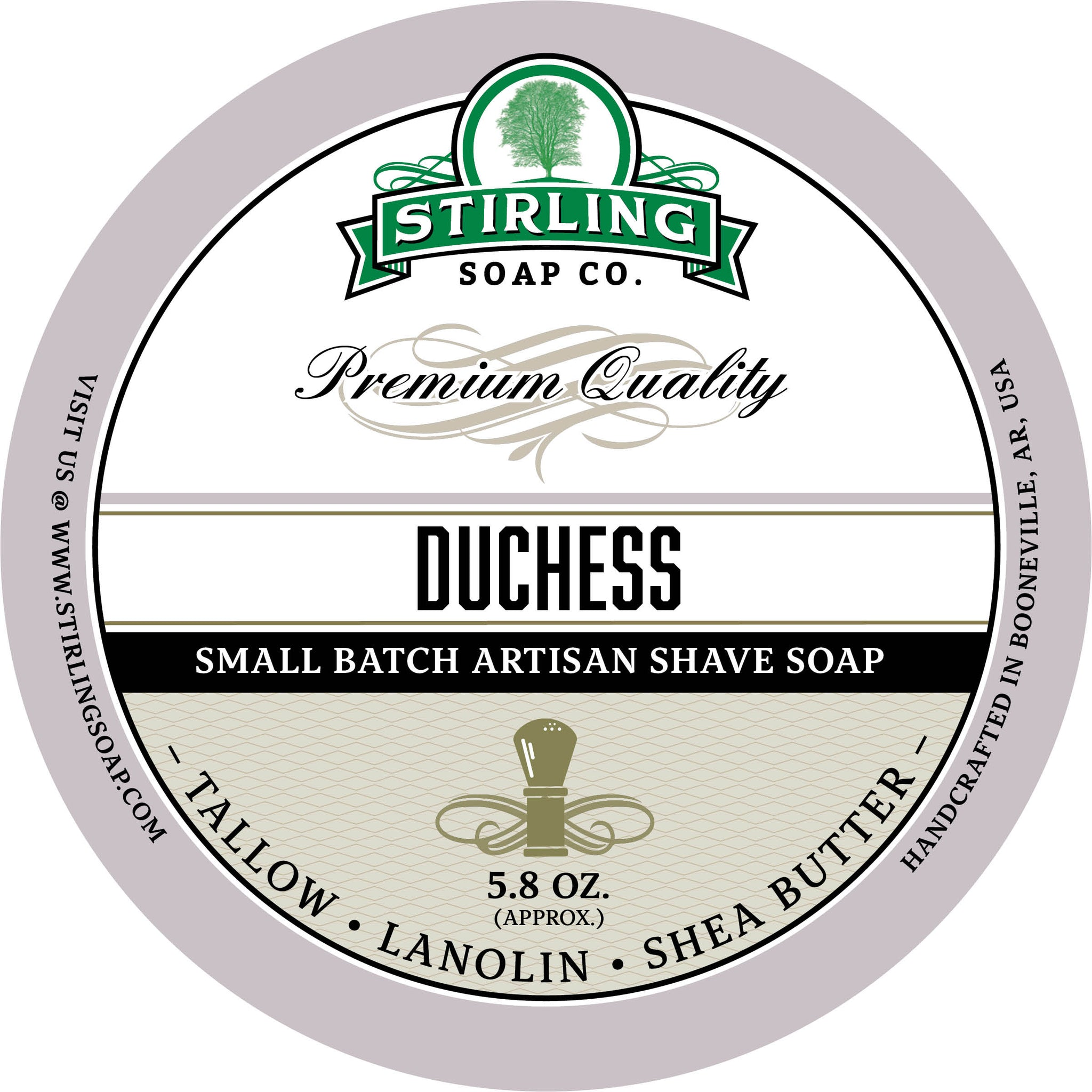 Duchess - Shave Soap