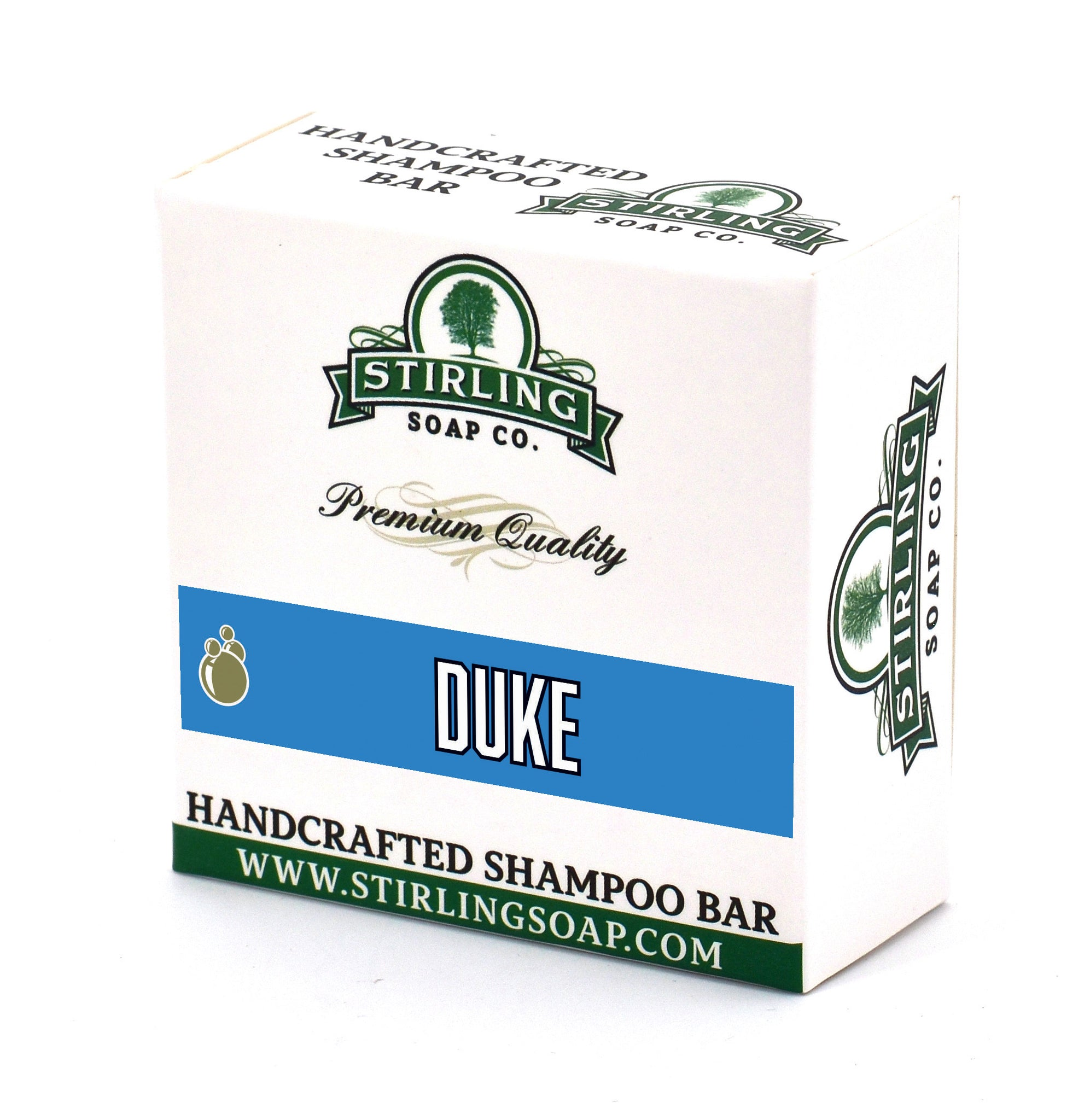 Duke - Shampoo Bar