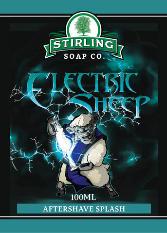 Electric Sheep - 100ml Aftershave Splash