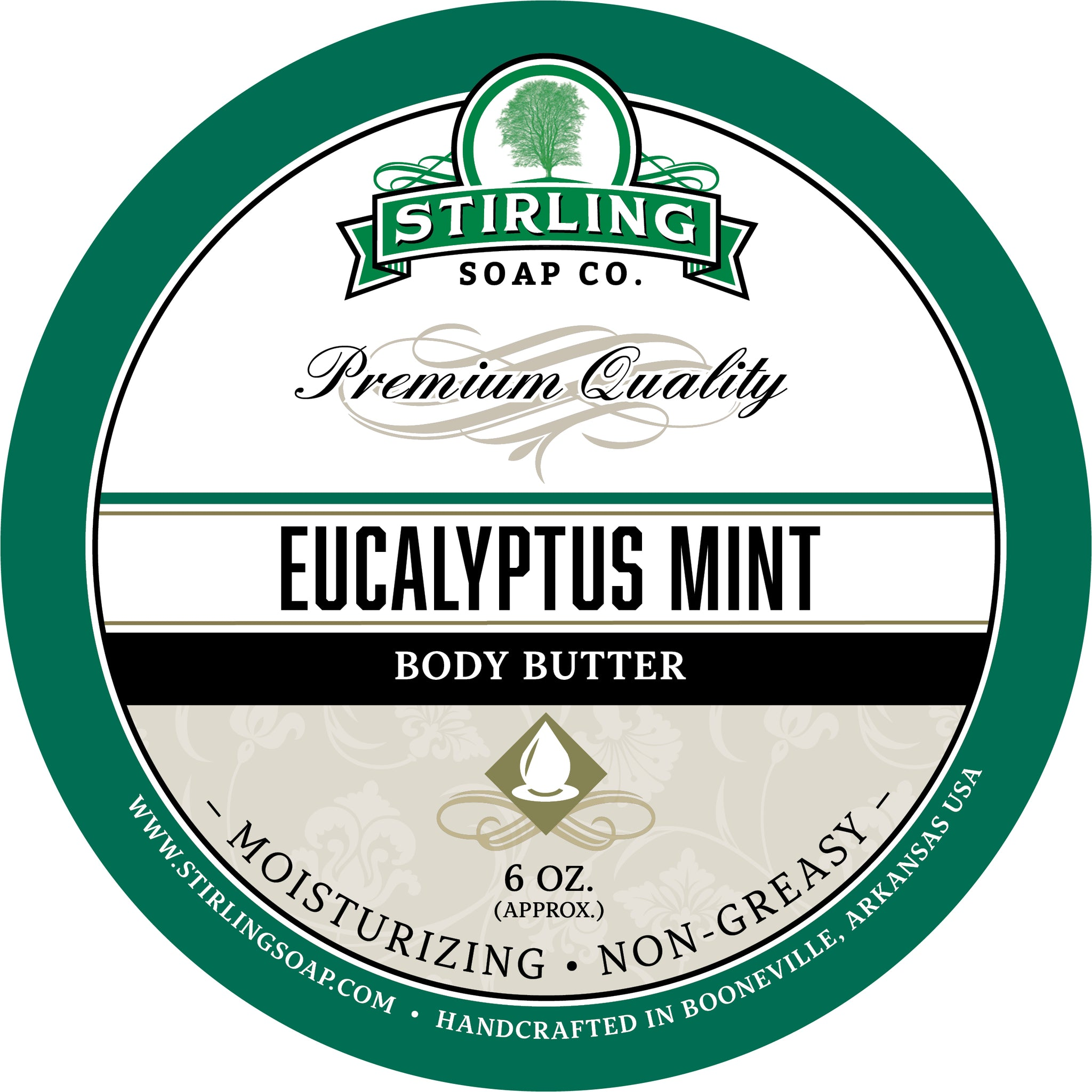 Eucalyptus Mint - Body Butter