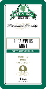 Eucalyptus Mint - Post-Shave Balm