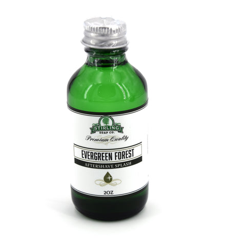 Evergreen Forest - Aftershave Splash (2oz)