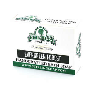 Evergreen Forest - Bath Soap
