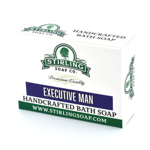Executive Man - Bath Soap
