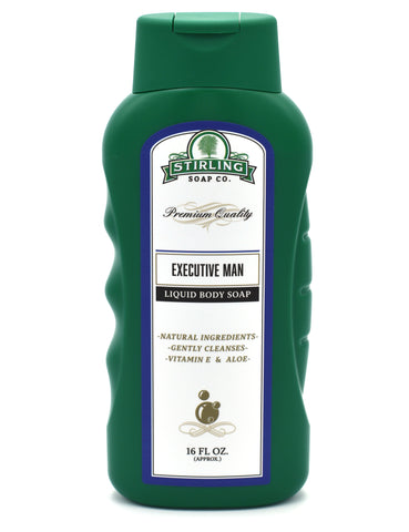 Executive Man - Liquid Body Soap