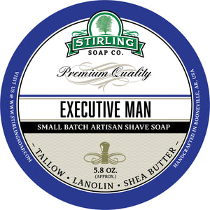 Executive Man - Shave Soap