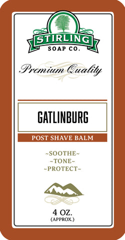 Gatlinburg - Post-Shave Balm