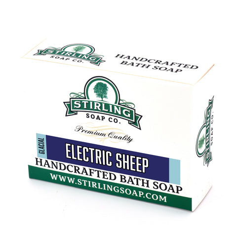 Glacial Electric Sheep - Bath Soap