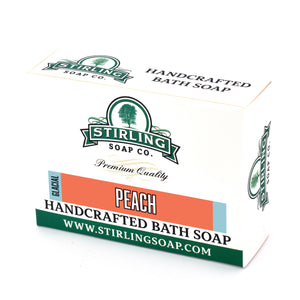 Glacial Peach - Bath Soap