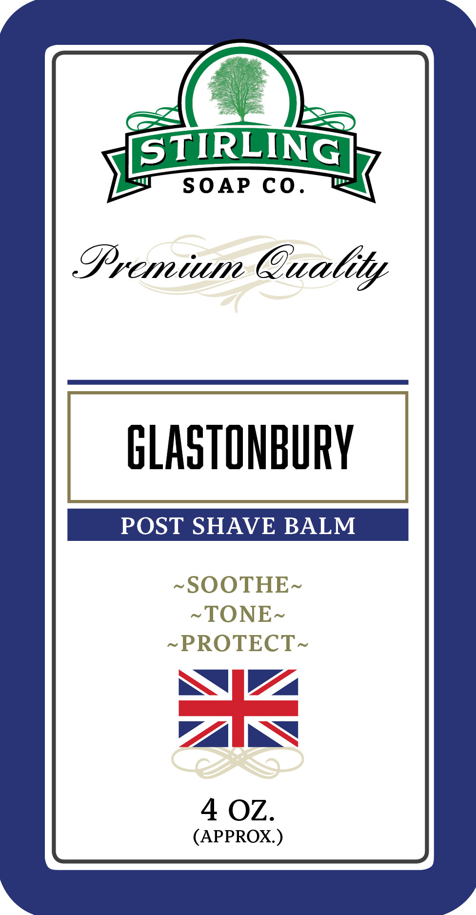 Glastonbury - Post-Shave Balm