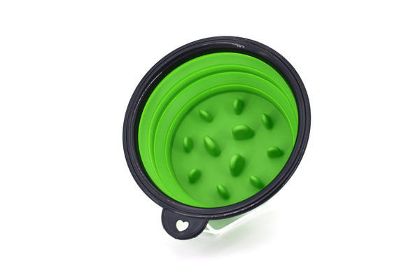 Collapsible Silicone Shaving Bowl