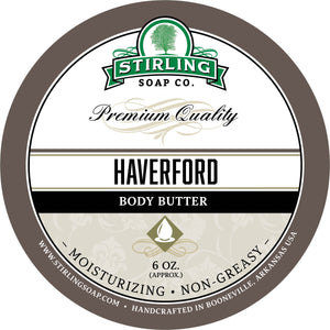 Haverford - Body Butter