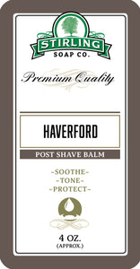 Haverford - Post-Shave Balm