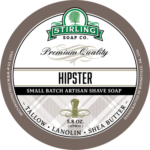 Hipster - Shave Soap