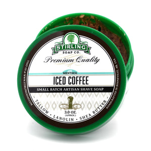 Iced Coffee - Shave Soap (3oz)