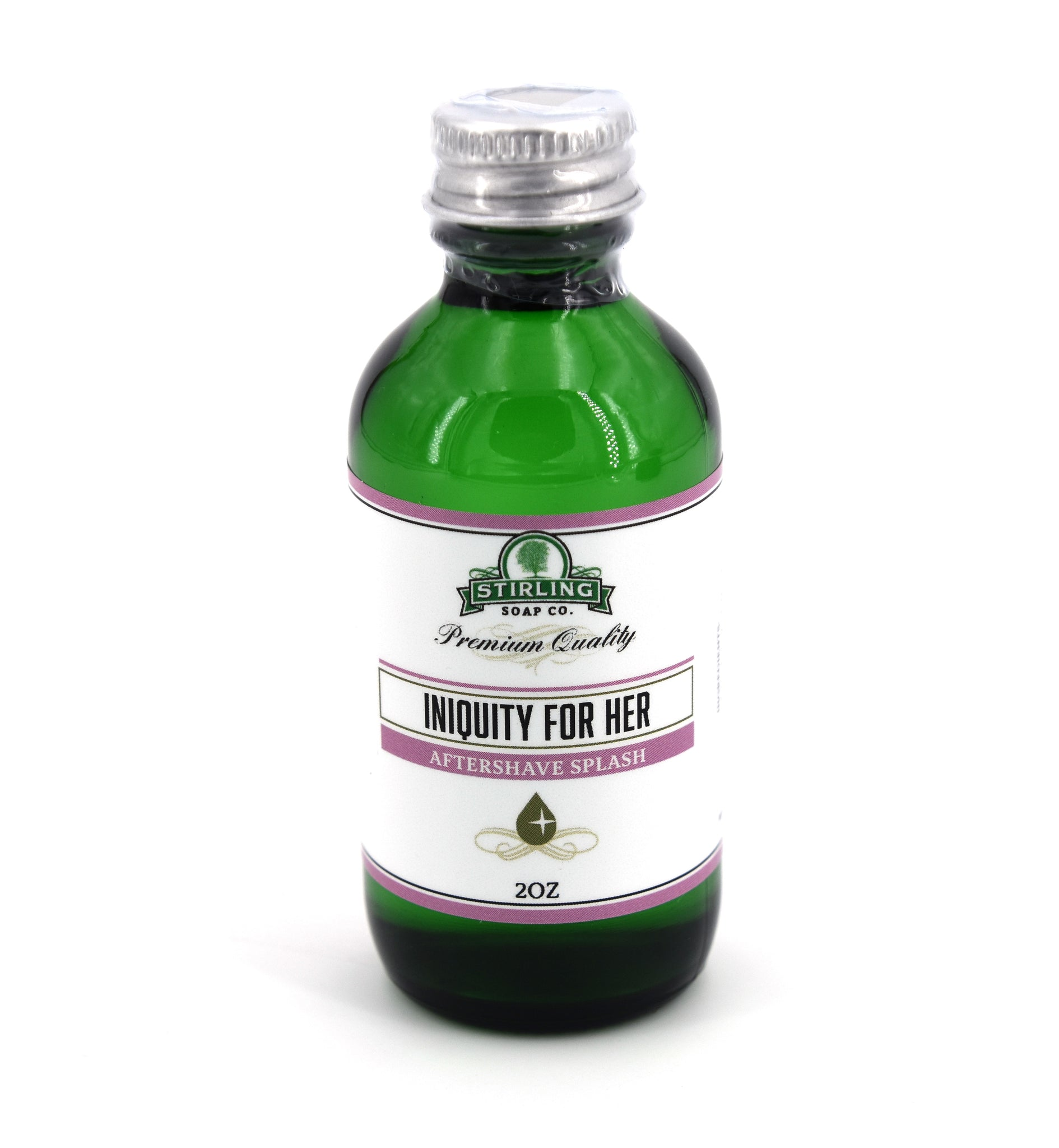 Iniquity for Her - Aftershave Splash (2oz)