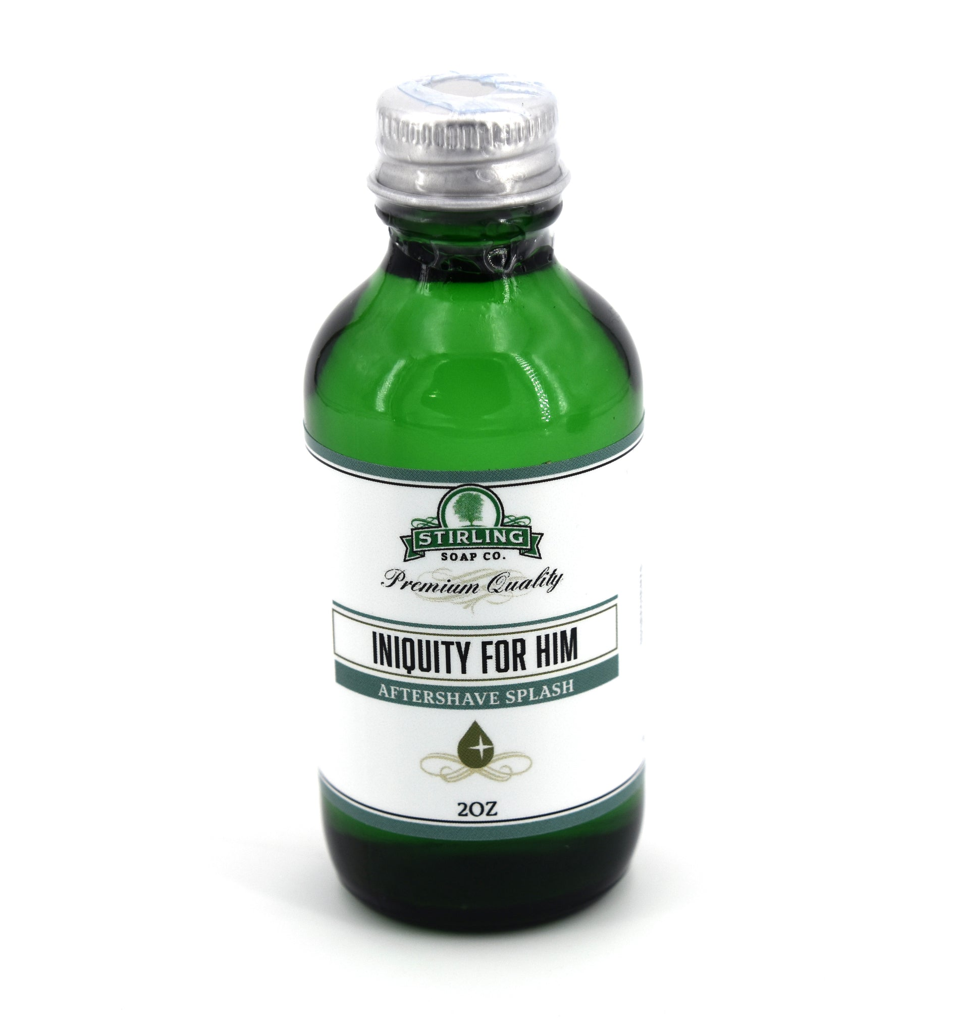 Iniquity for Him - Aftershave Splash (2oz)