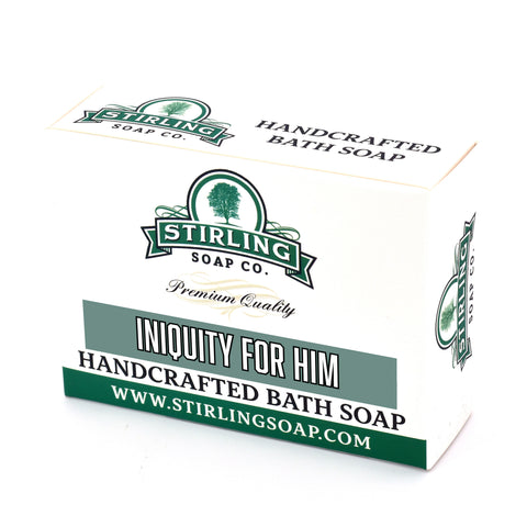Iniquity for Him - Bath Soap