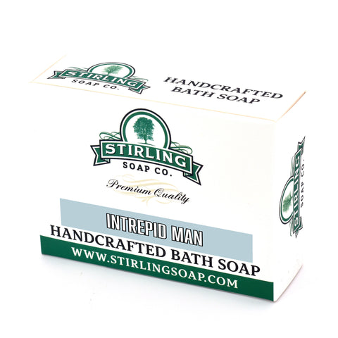 Intrepid Man - Bath Soap