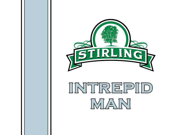 Intrepid Man - 5ml Eau de Toilette Sample