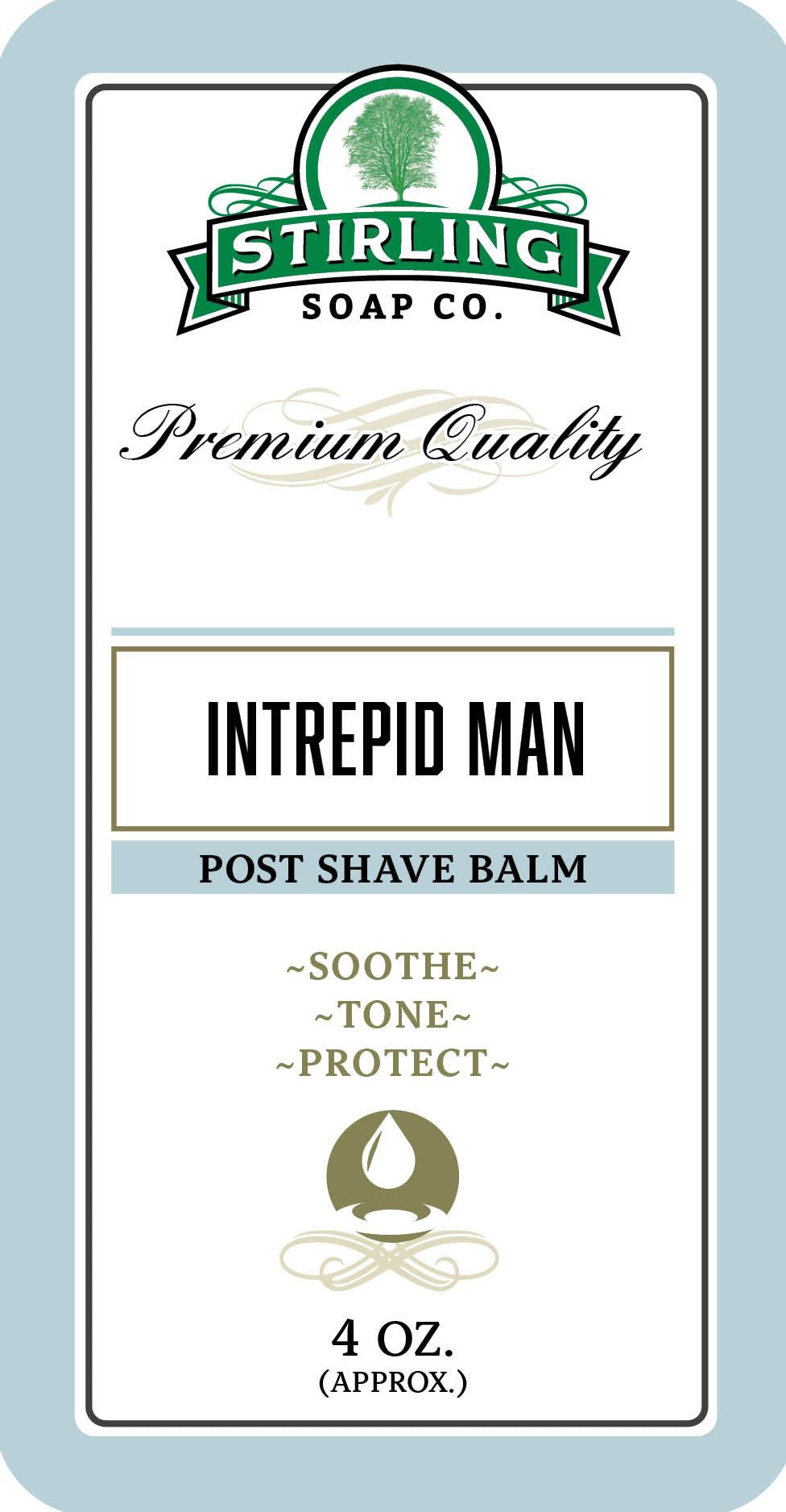Intrepid Man - Post-Shave Balm