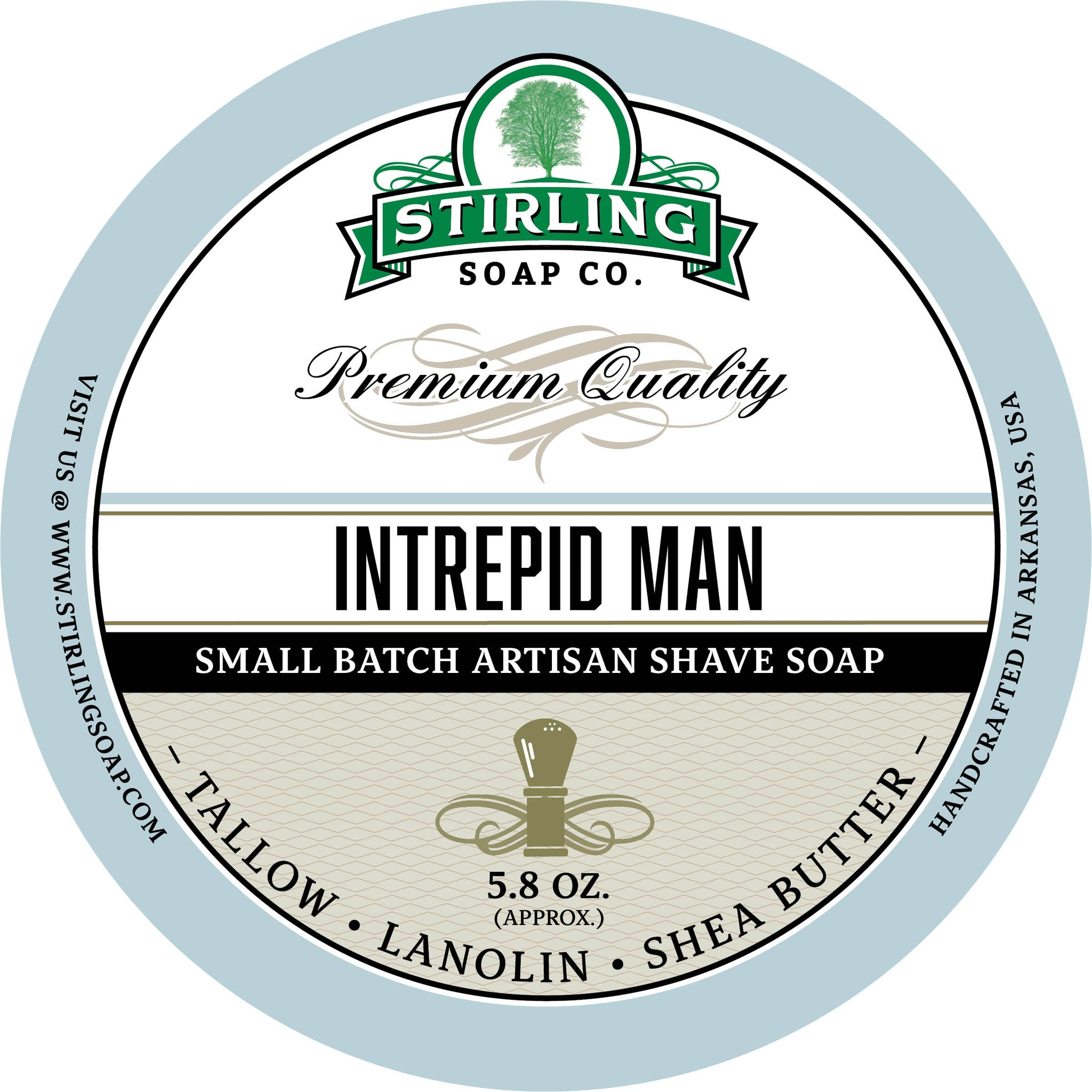 Intrepid Man - Shave Soap