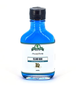 Island Man - 100ml Aftershave Splash