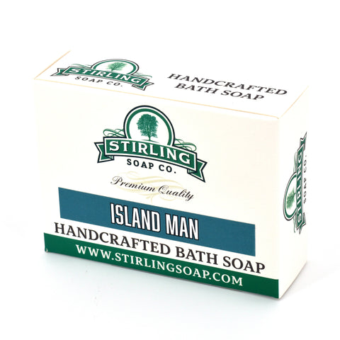 Island Man - Bath Soap