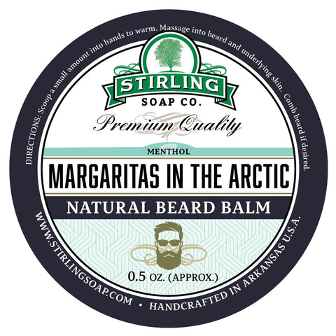 Margaritas in the Arctic Beard Balm - 1/2oz