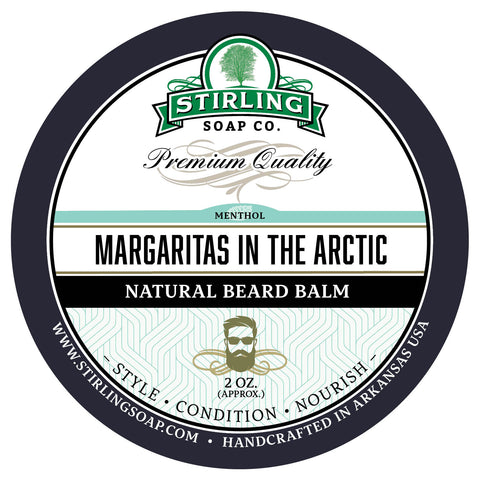 Margaritas in the Arctic Beard Balm - 2oz