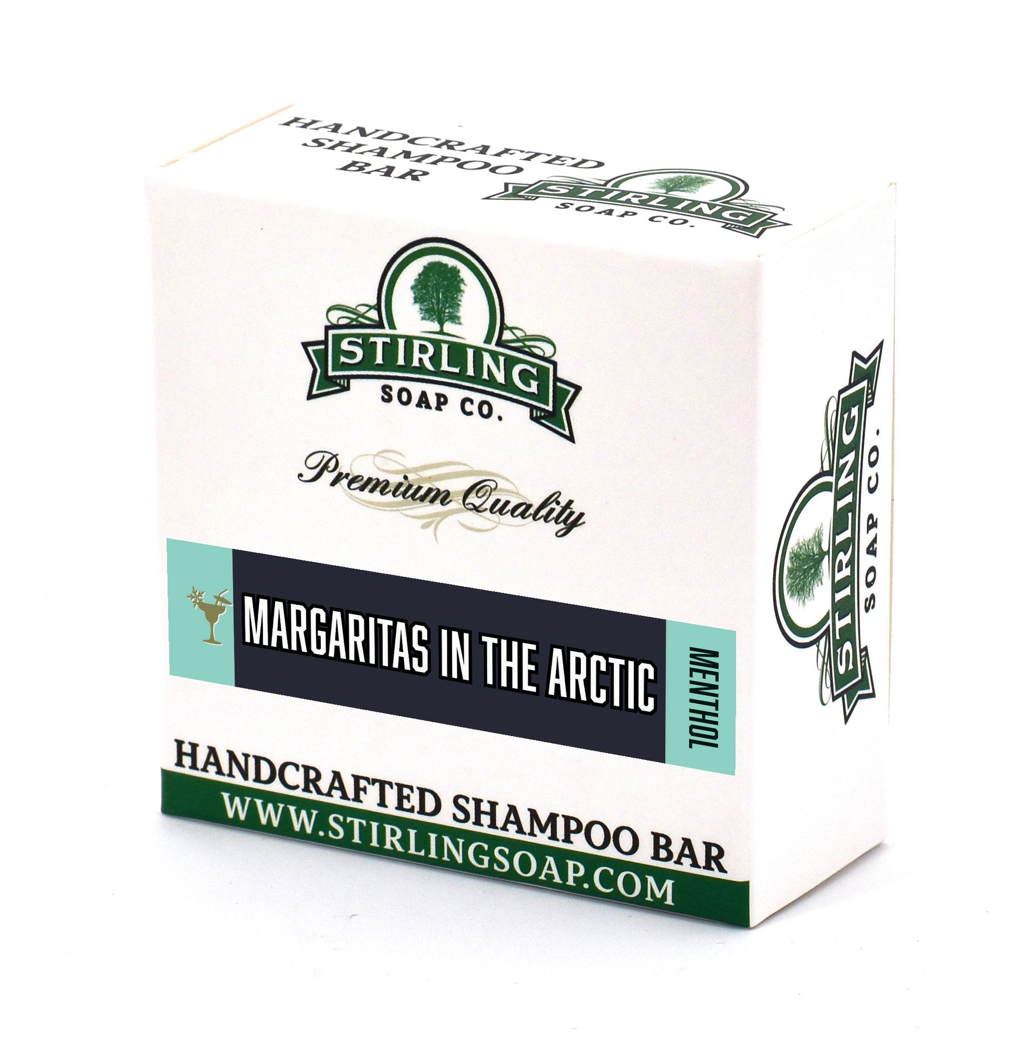 Margaritas in the Arctic - Shampoo Bar
