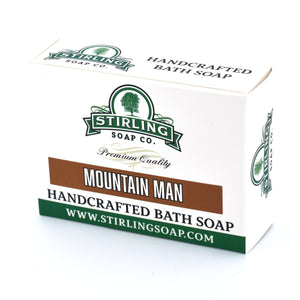 Mountain Man - Bath Soap