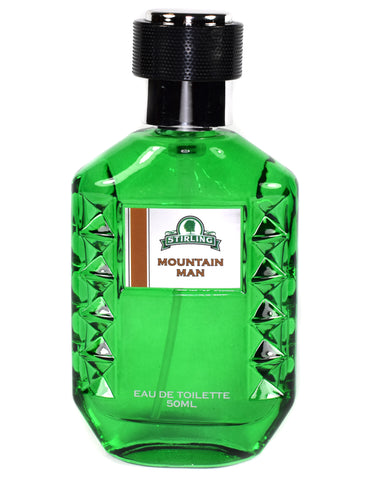 Mountain Man - 50ml Eau de Toilette