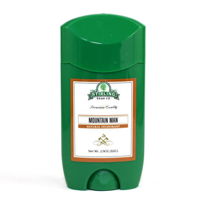 Mountain Man - Natural Deodorant