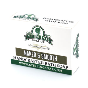 Naked & Smooth - Bath Soap