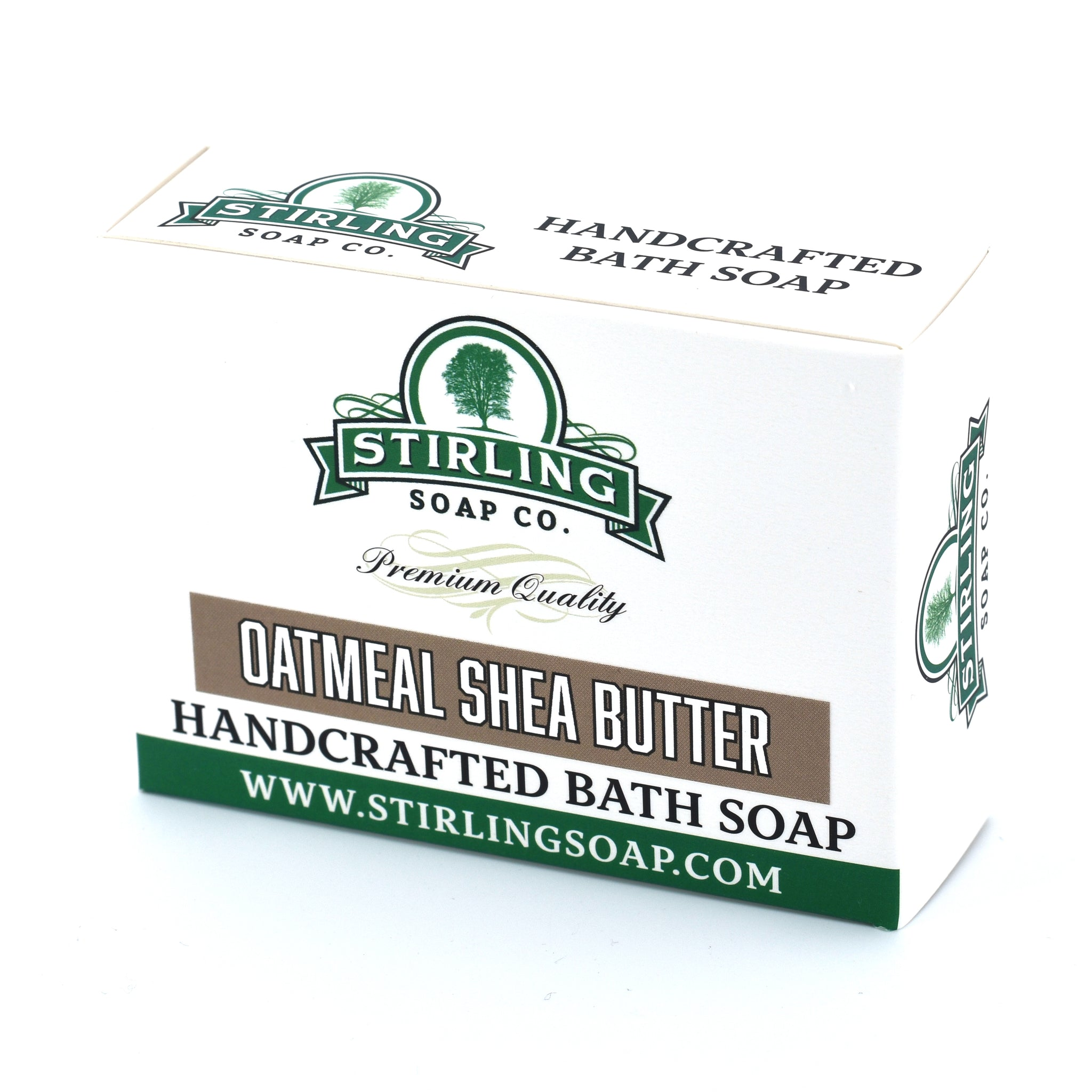 Oatmeal Shea Butter - Bath Soap