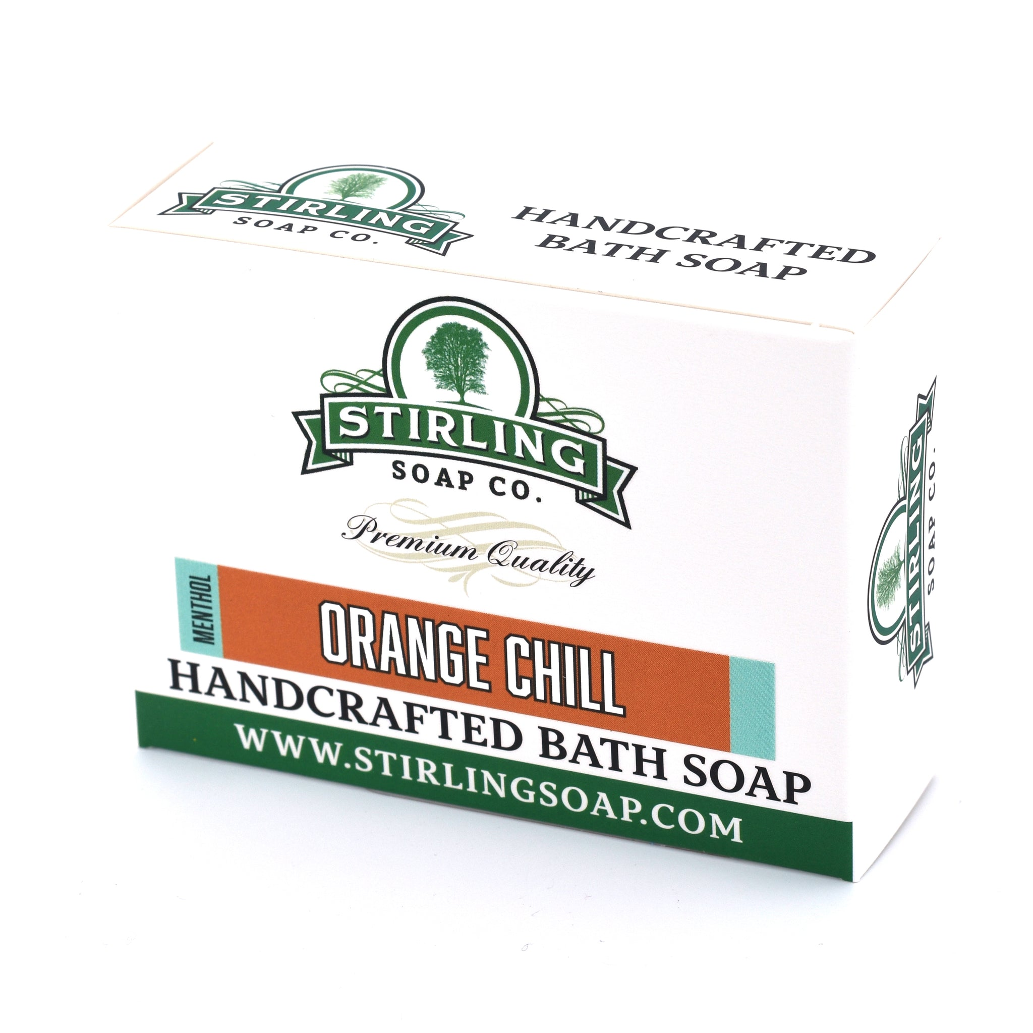 Orange Chill - Bath Soap
