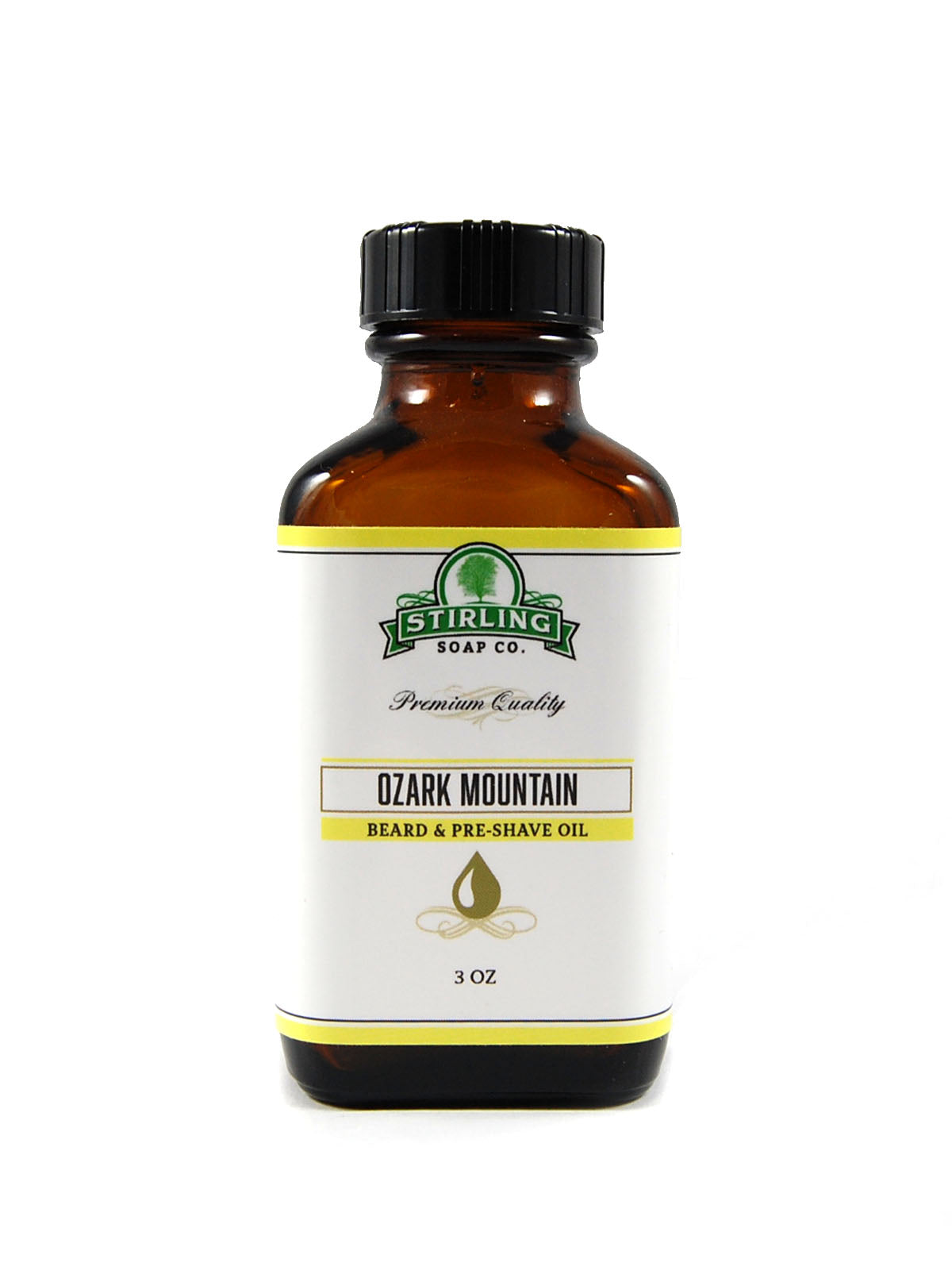 Ozark Mountain - Beard & Pre-Shave Oil