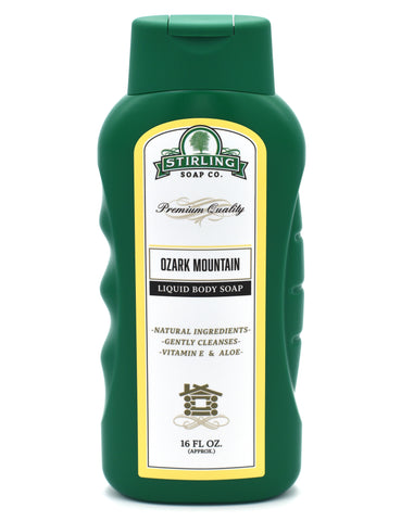 Ozark Mountain - Liquid Body Soap
