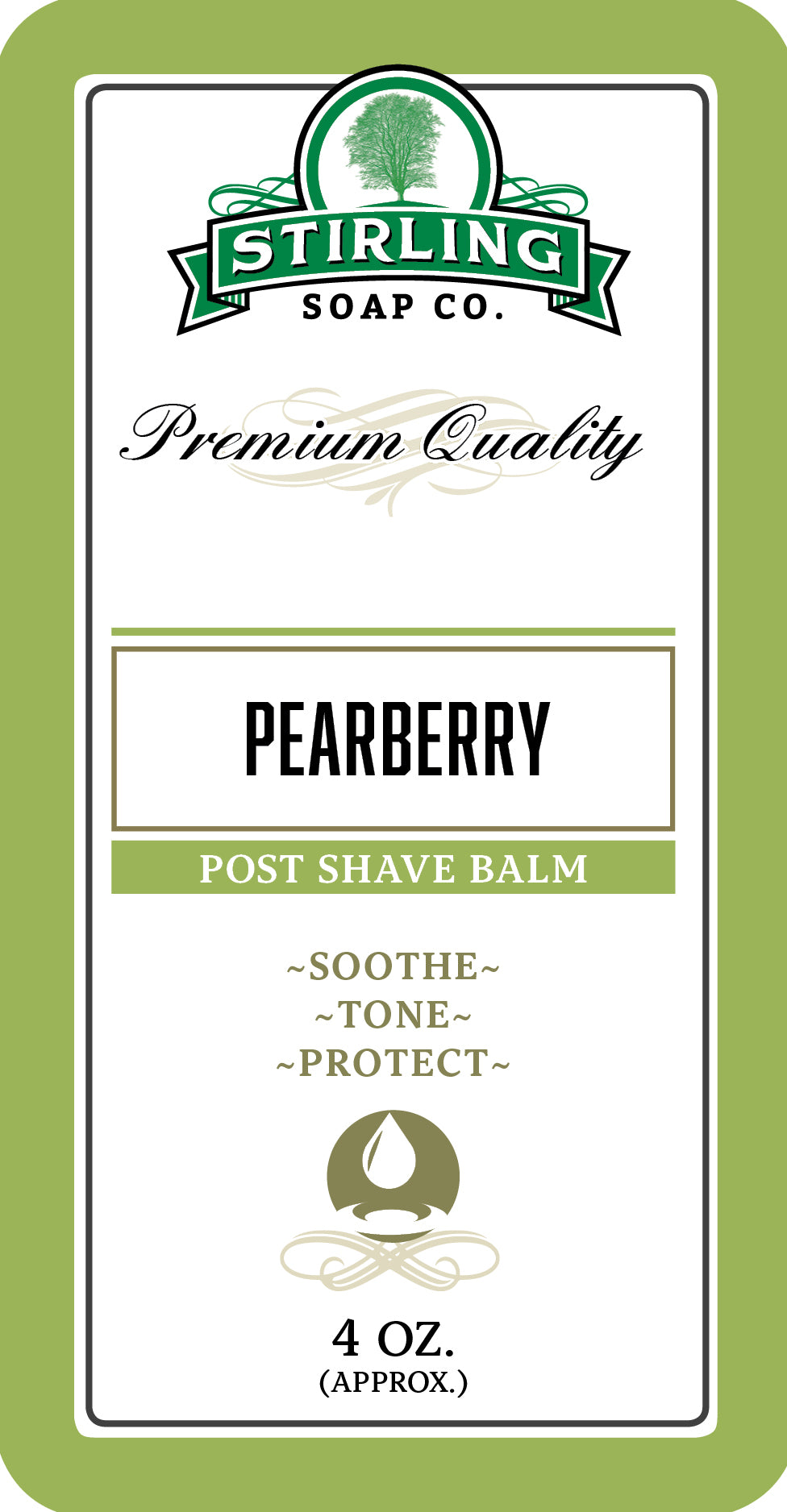 Pearberry - Post-Shave Balm