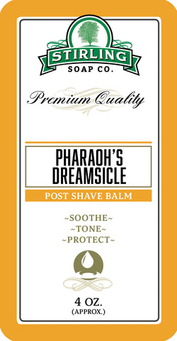 Pharaoh's Dreamsicle - Post-Shave Balm