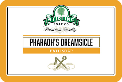 Pharaoh's Dreamsicle (SECONDS) - Bath Soap
