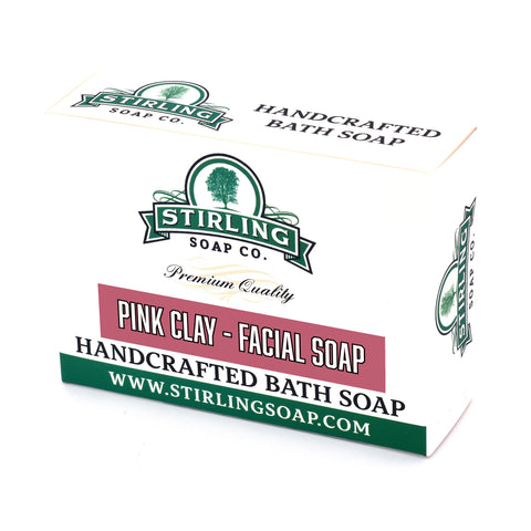 Pink Clay - Facial Soap