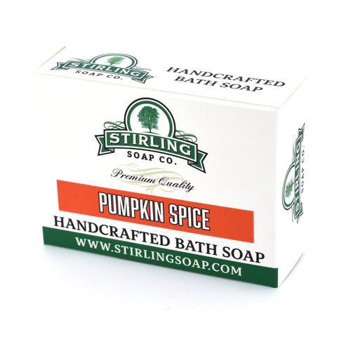 Pumpkin Spice - Bath Soap