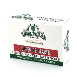 Queen of Hearts - Bath Soap