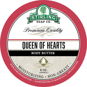 Queen of Hearts - Body Butter