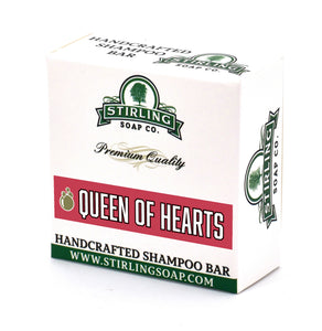 Queen of Hearts - Shampoo Bar