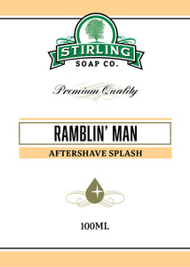 Ramblin' Man - 100ml Aftershave Splash